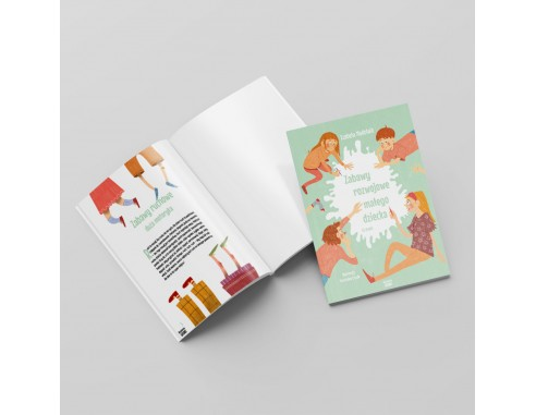 Zabawy rozwojowe małego dziecka - e-book